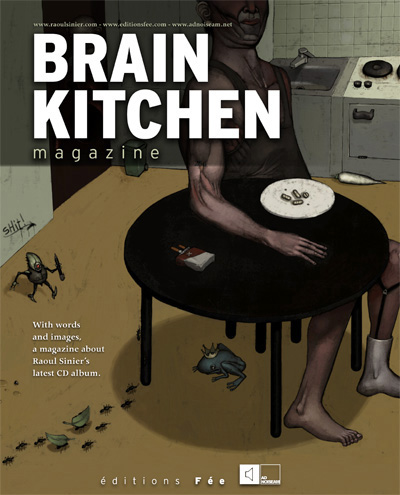 Brain Kitchen Magazine